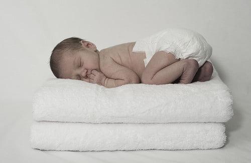 Prodotti per igiene neonato