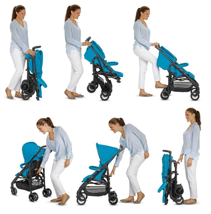 Passeggino Inglesina Zippy Light